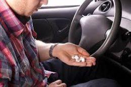 Особый знак может появиться на препаратах, которые нельзя принимать водителям