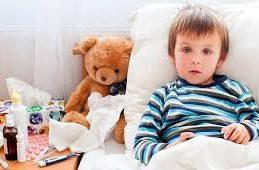 Грипп у детей: как определить и как справляться с болезнью?