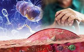 Заражение вирусами так же плохо влияет на тело, как и процесс старения