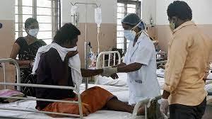 Индия: более 40 тысяч жителей заражены »черной плесенью»