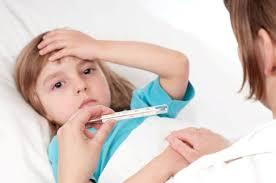 Почему после пневмонии держится температура?