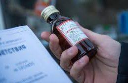 Минздрав предлагает ужесточить контроль за спиртосодержащими лекарствами