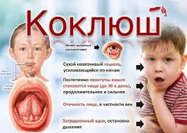 В России заболеваемость коклюшем выросла в 1,5 раза