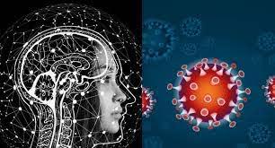 COVID-19 вызывает умственные отклонения и вызывает делирий