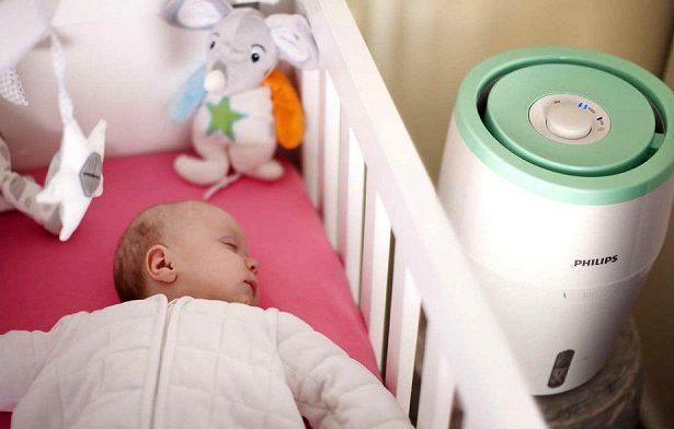 Увлажнитель воздуха длядетей: какой лучше выбрать длядома