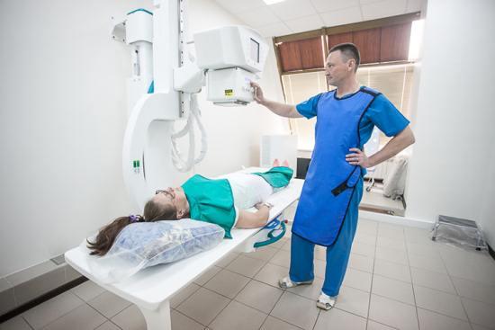 История появления компьютерных томографов