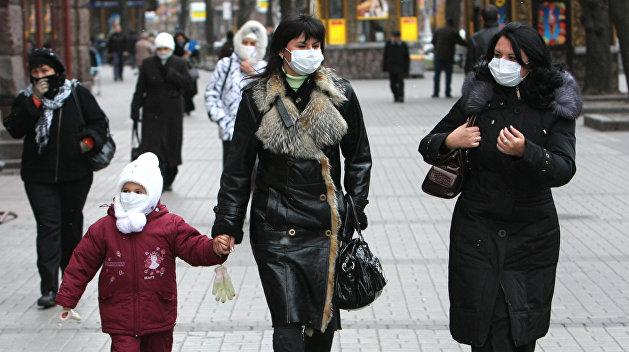 Заморская зараза. На Украину надвигаются три разновидности гриппа