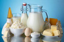 Молочные продукты помогут в борьбе с гриппом