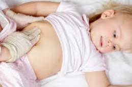 Ротавирусная инфекция у ребёнка