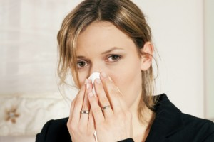 А могут ли быть хламидии в носу и носоглотке?