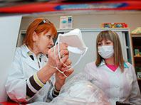 Российские врачи напоминают, что эпидемия гриппа и ОРВИ не за горами
