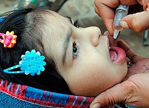 Полиомиелит — страшная угроза