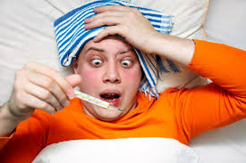 Постельный режим или как не заболеть во время эпидемии гриппа