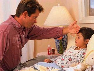 Симптомы крупозной пневмонии, воспаления легких у детей