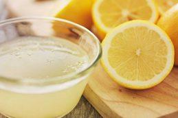 Сок лимона: преимущества для тех, кто употребляет его утром
