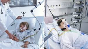 Принцип работы аппарата ИВЛ для взрослых, детей и новорожденных