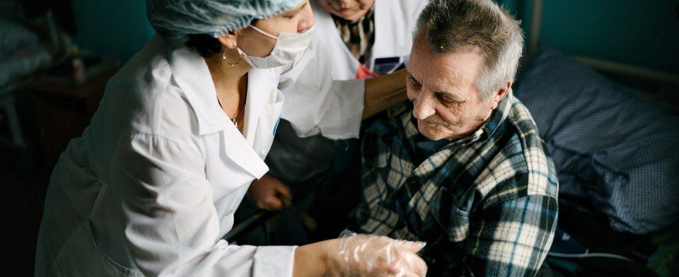 Хосписы по уходу за лежачими пациентами от компании Hospis-msk