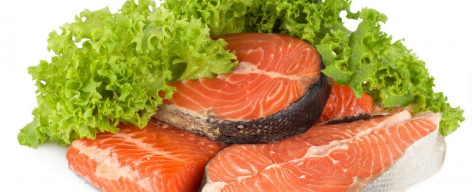 Царский лосось для вашего удовольствия и здоровья