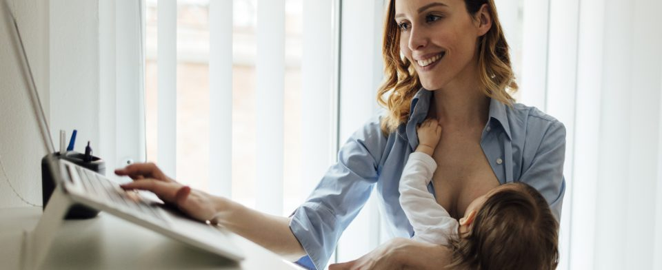 Как совместить выход на работу и кормление грудью?