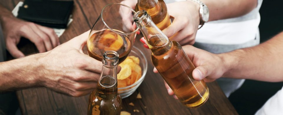 Насколько опасен пассивный алкоголизм