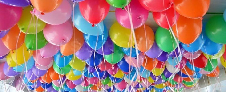 Покупка качественных воздушных шаров