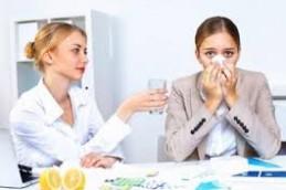 Почему простуду нельзя переносить на ногах