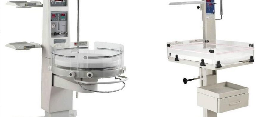Медицинское оборудование для новорожденных