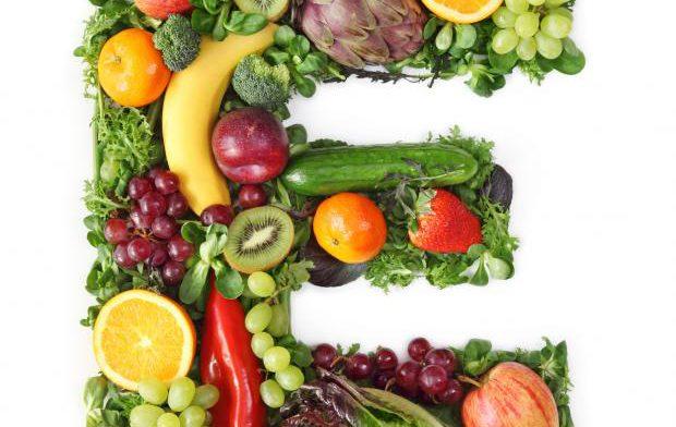 Витамин Е: в каких продуктах содержится и какую функцию выполняет