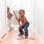 Ученые рассказали, чем опасна для детей чистота в доме