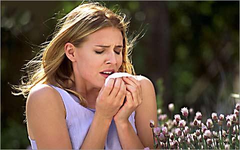Аллергия и борьба с ней
