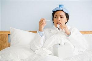 Женщины заражают гриппом только друг друга