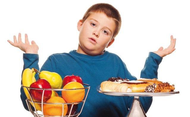 Через 5 лет у большинства детей будет ожирение