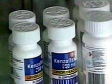 Антибиотики вызывают аллергические реакции, включая экзему