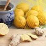 """Смесь для иммунитета """"Имбирь-лимон-мед"""""""