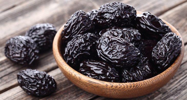 Чернослив снижает риск возникновения опухолей кишечника
