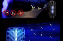 Светодиодные лампы помогут борьбе с малярийными комарами