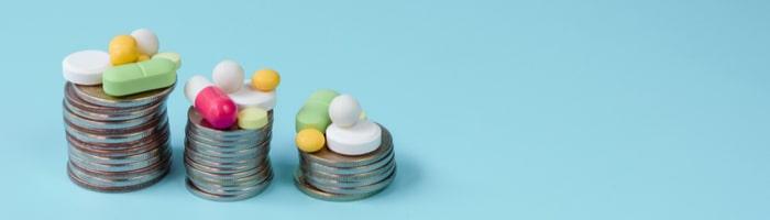 ФАС впервые повысила стоимость препаратов из перечня ЖНВЛП