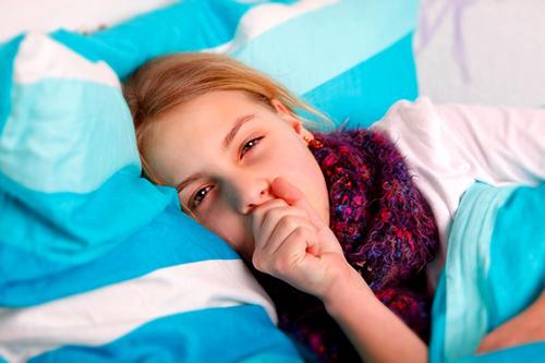 Почему кашель усиливается в ночное время?