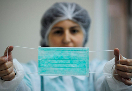Маски медицинские: виды масок при эпидемии вирусных инфекций