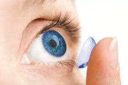 Инфекция от контактных линз