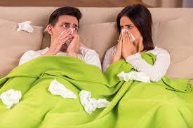 В дом прокрался грипп. Защищаем еще не заболевших