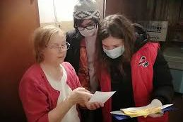 Как навещать пожилых родственников во время пандемии?