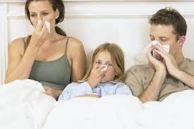Возбудители острых респираторных вирусных инфекций