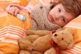 Названы инфекционные болезни, которыми лучше переболеть в детстве