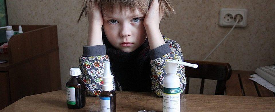 В Украине школы начали закрываться на карантин по гриппу