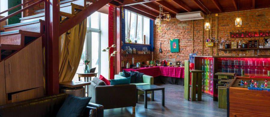 Аренда лофт-аппартаментов в Москве.