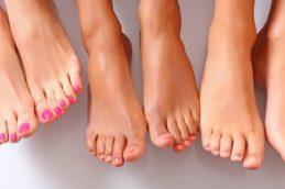 Ноги – визитная карточка женщины