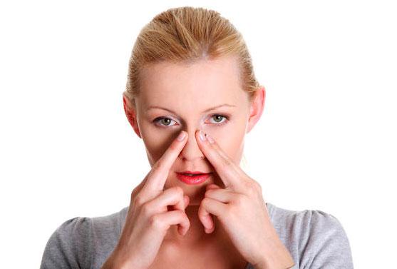 Синусит — причины, симптомы, лечение