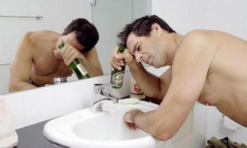 Средство от похмелья в домашних условиях