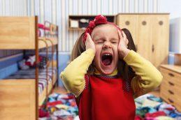 Нервный ребенок — капризы или болезнь?